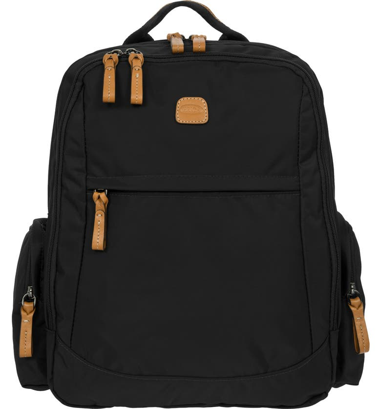 BRIC'S X-Travel Nomad Backpack, Main, color, BLACK