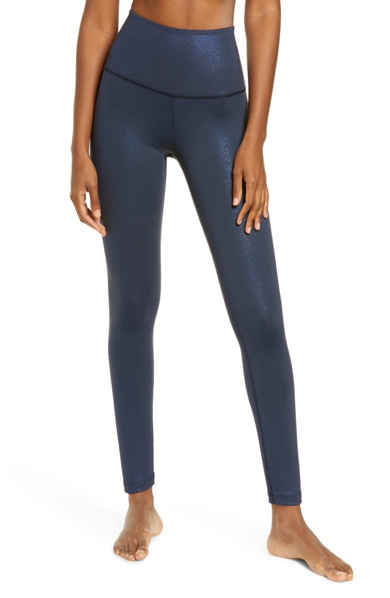 BEYOND YOGA Twinkle High Waist 7/8 Leggings, Main, color, 464