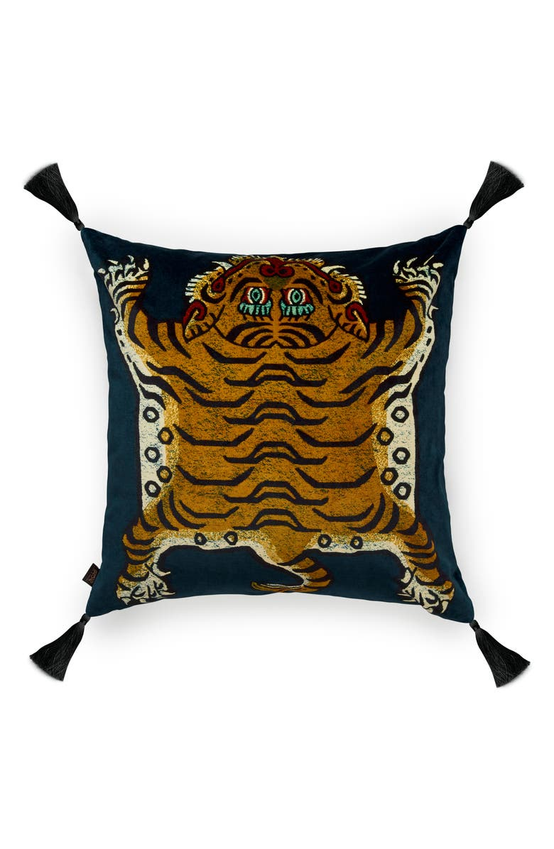 HOUSE OF HACKNEY Saber Accent Pillow, Main, color, 300