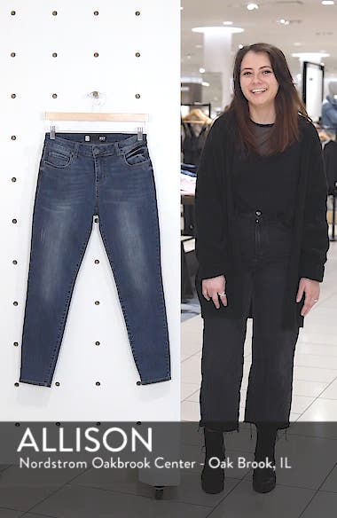 Donna Skinny Ankle Jeans, sales video thumbnail