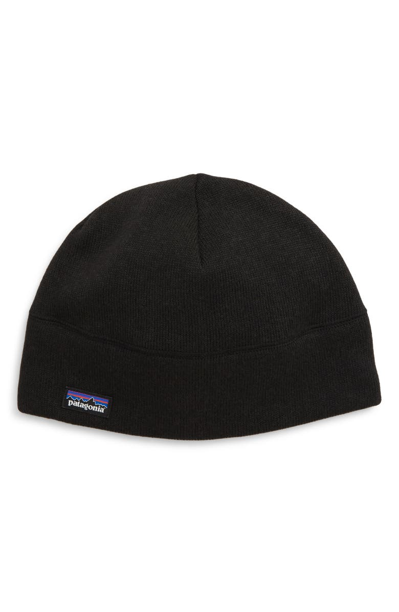 PATAGONIA Better Sweater Beanie, Main, color, 001