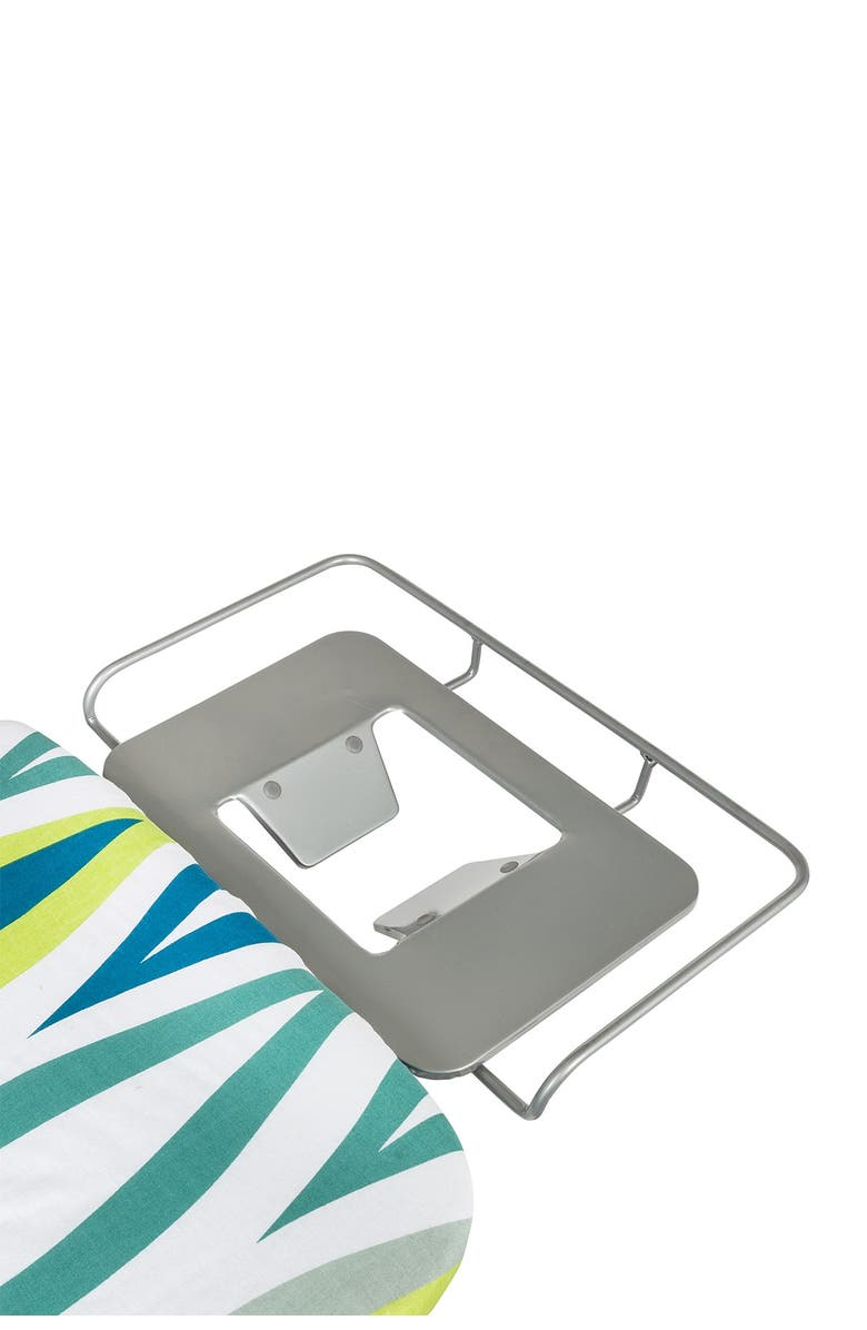 HONEY-CAN-DO Collapsible Ironing Board with Iron Rest, Main, color, ASSORTED