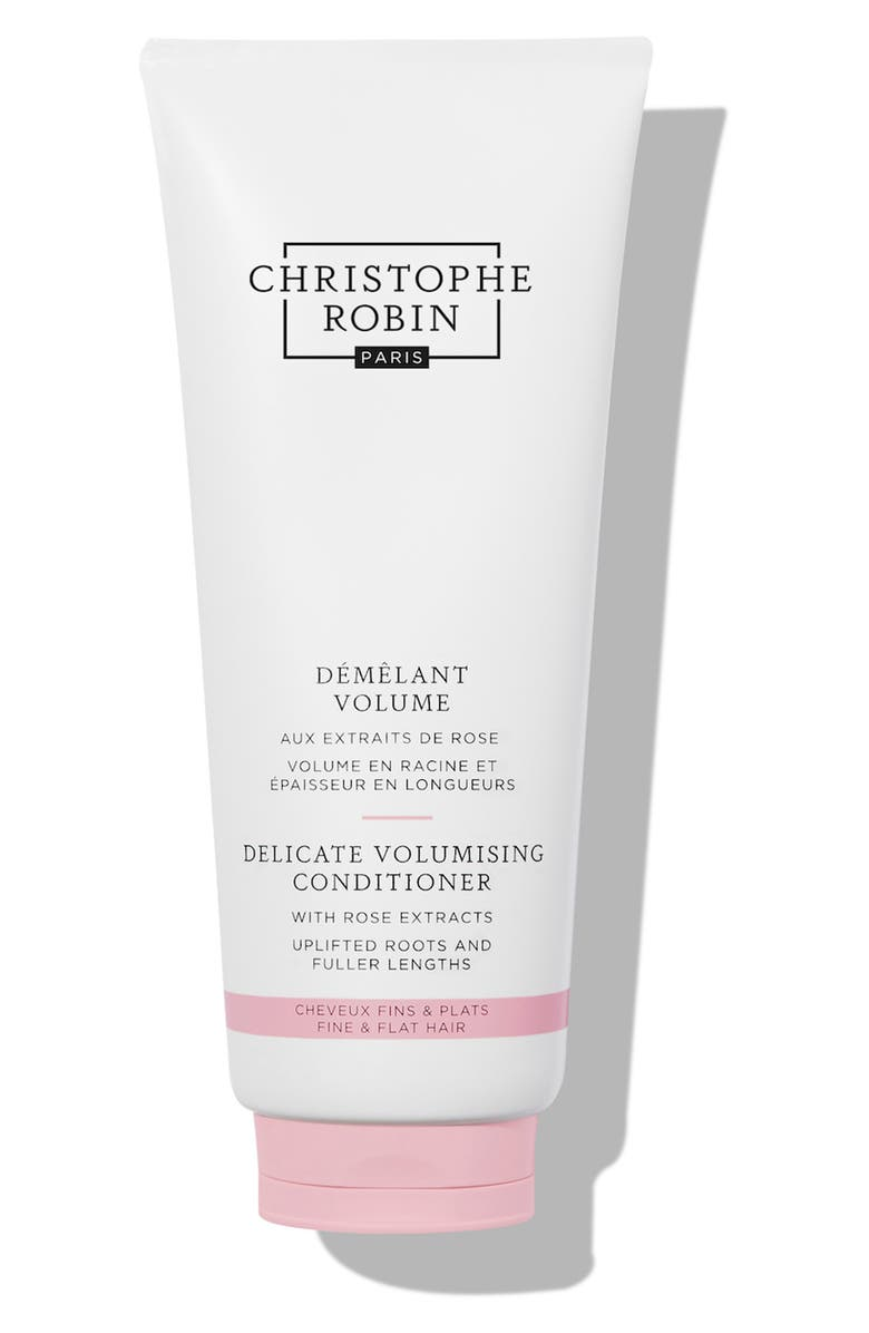 CHRISTOPHE ROBIN Volumizing Conditioner with Rose Extracts, Main, color, NONE