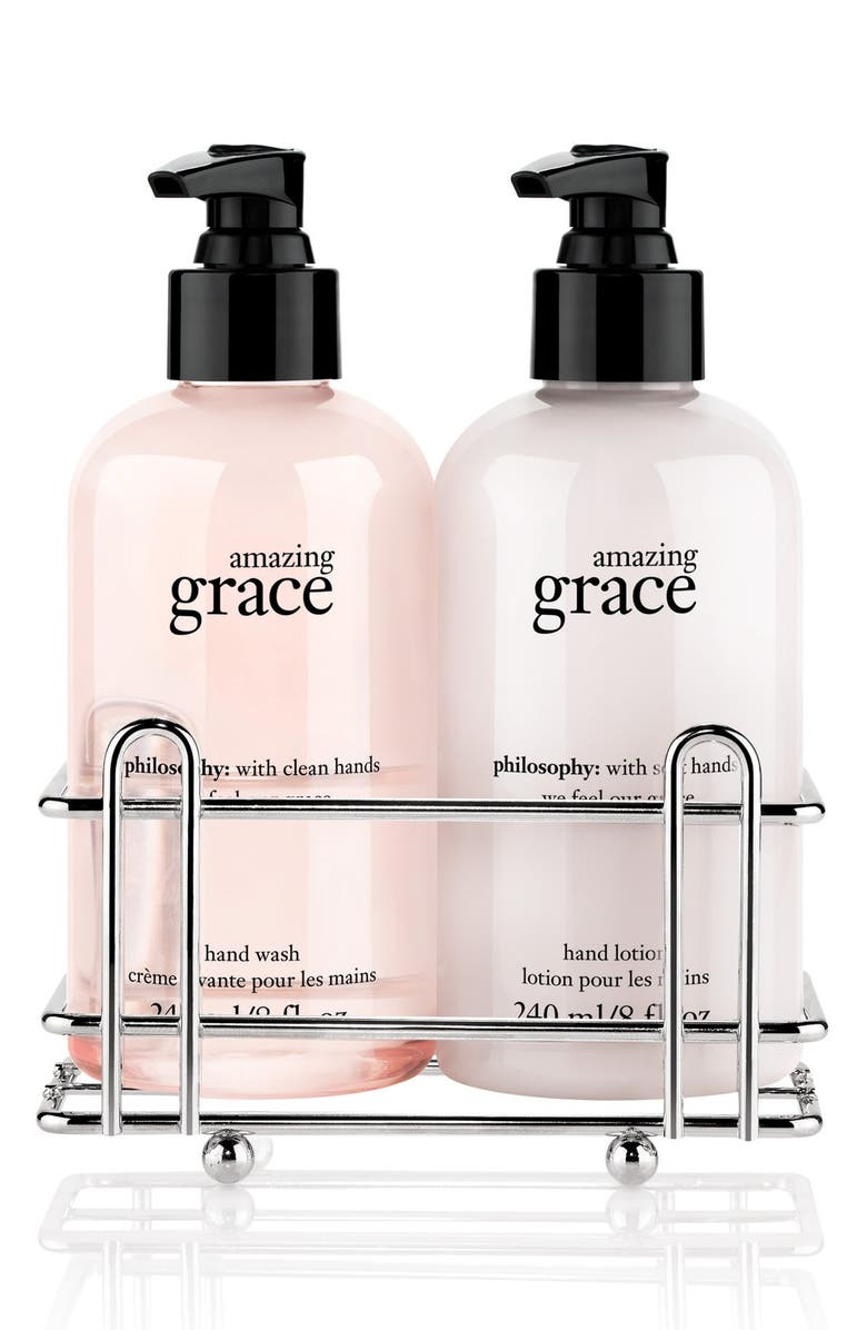 PHILOSOPHY 'grace for the holidays' set, Main, color, No Color