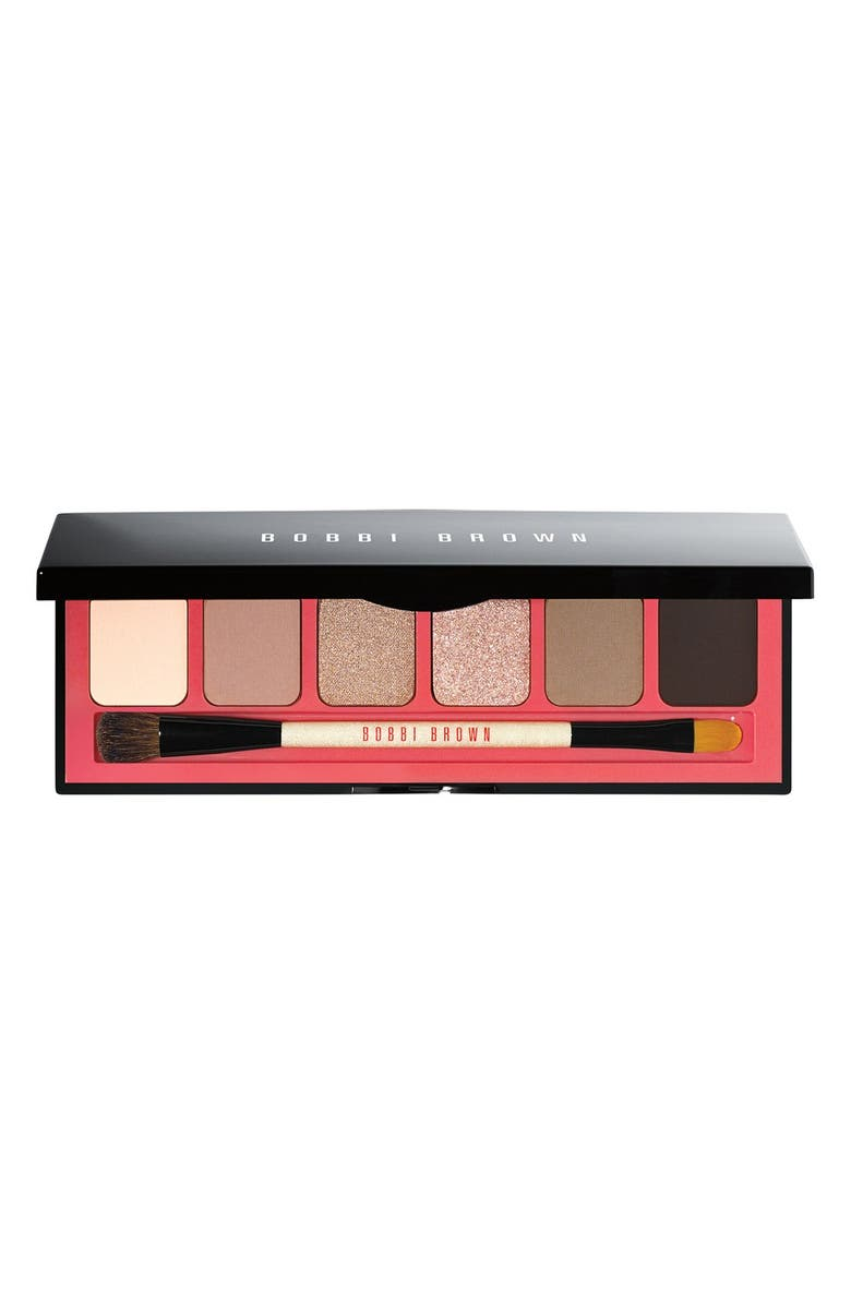 BOBBI BROWN 'Nectar & Nude' Eyeshadow Palette, Main, color, 000