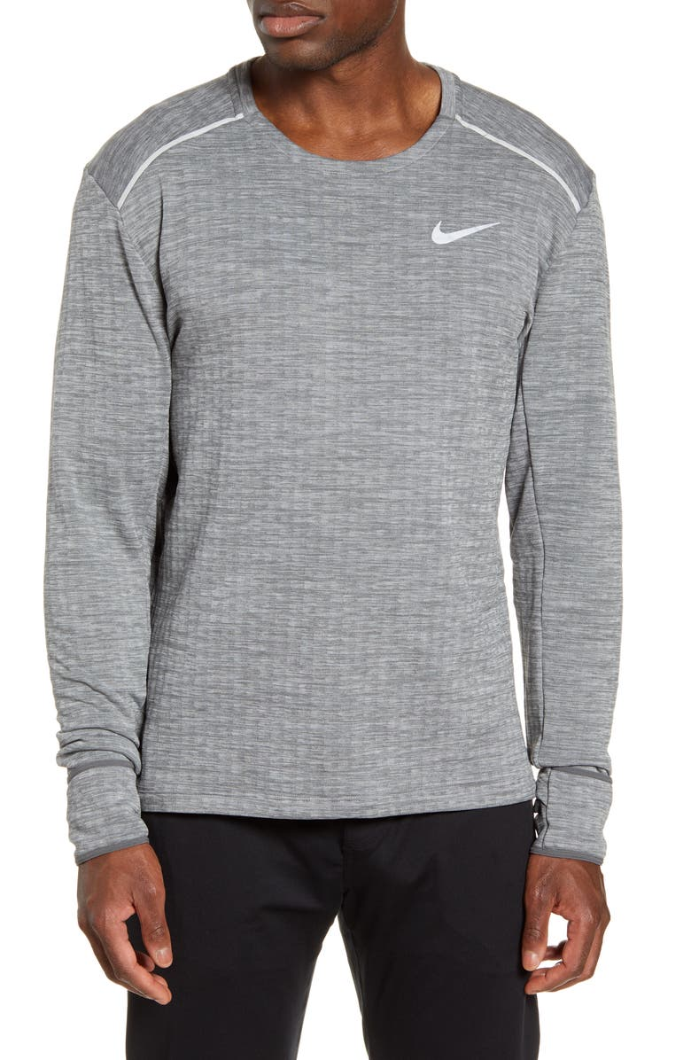 NIKE Sphere Element 3.0 Crew Top, Main, color, 068
