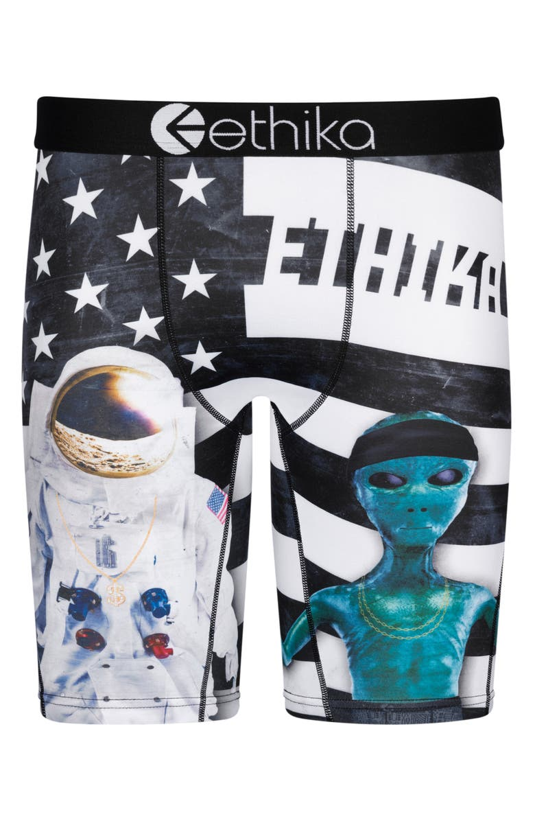 ETHIKA Kids' Stank Boxer Briefs, Main, color, ASSORTED