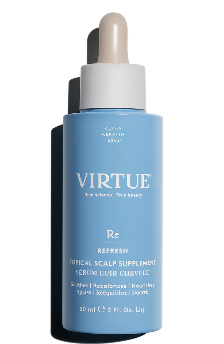 VIRTUE<SUP>®</SUP> Refresh Topical Scalp Supplement, Main, color, NO COLOR