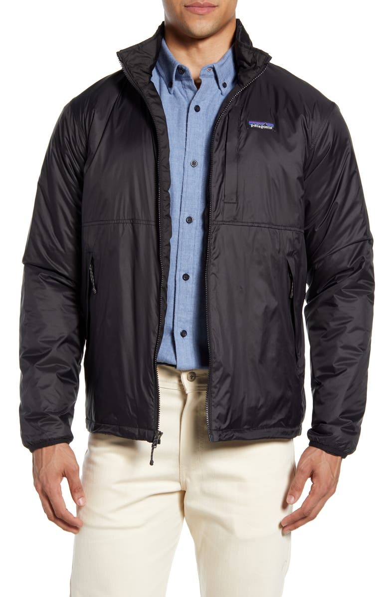 PATAGONIA Mojave Trails Coach's Jacket, Main, color, 001