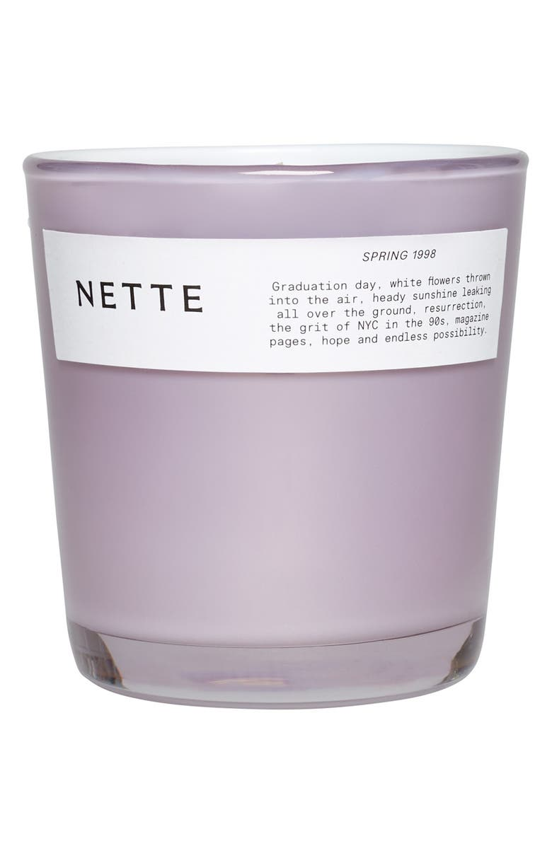 NETTE Spring 1998 Scented Candle, Main, color, NO COLOR