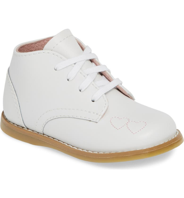 FOOTMATES Tammy Bootie, Main, color, WHITE