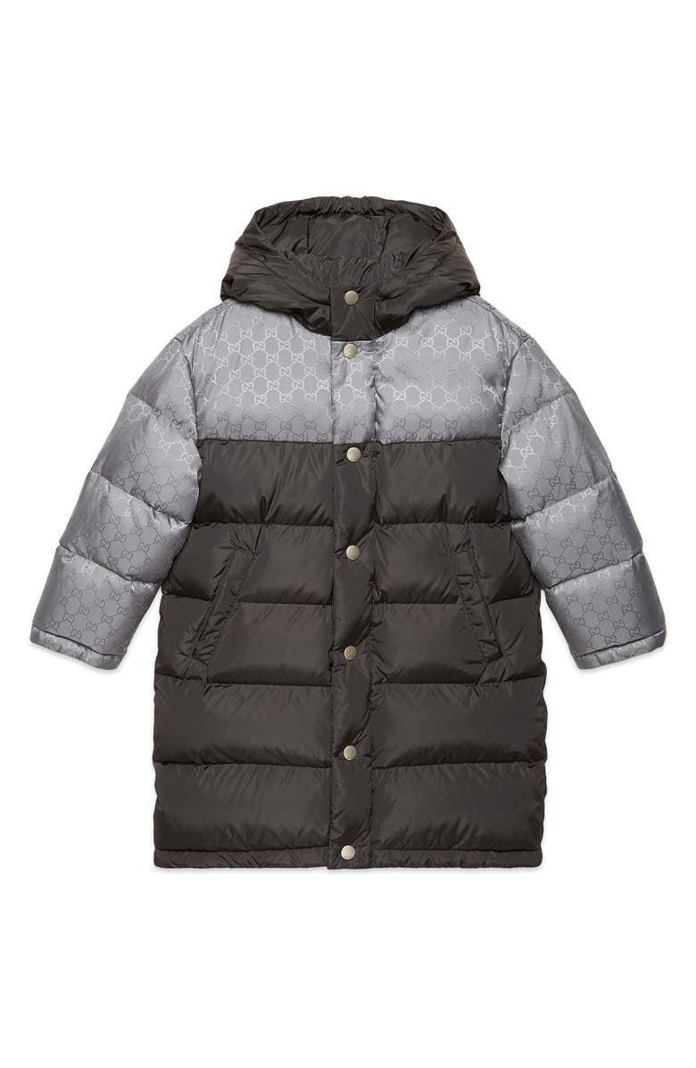 GUCCI Quilted Nylon Jacket, Main, color, 027