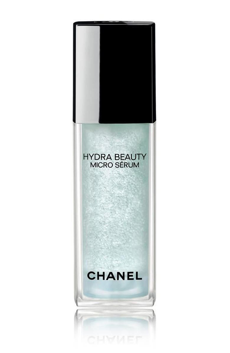CHANEL HYDRA BEAUTY <br />Micro Sérum Intense Replenishing Hydration, Main, color, No Color