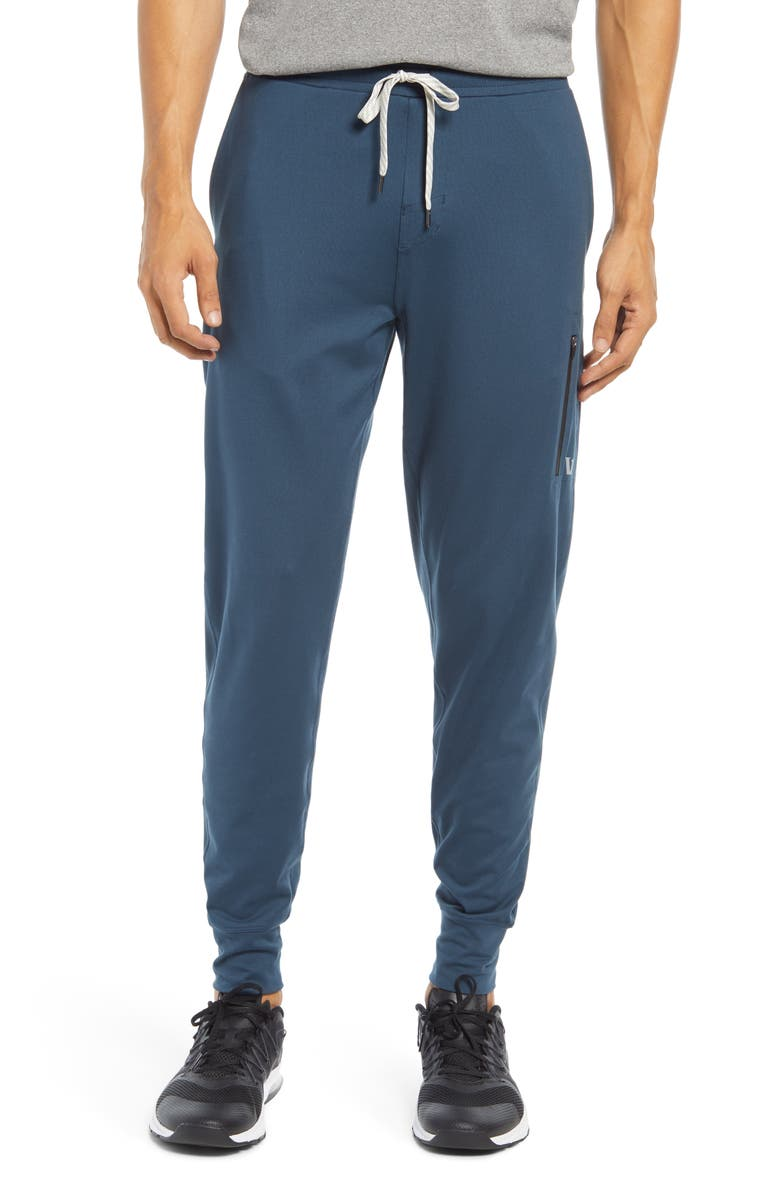 VUORI Sunday Performance Jogger Sweatpants, Main, color, INDIGO
