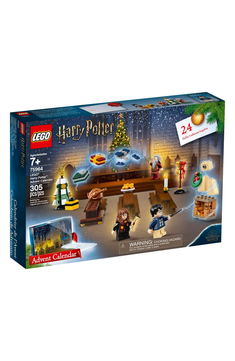 LEGO<SUP>®</SUP> Harry Potter<sup>™</sup> Advent Calendar - 75964, Main, color, 960
