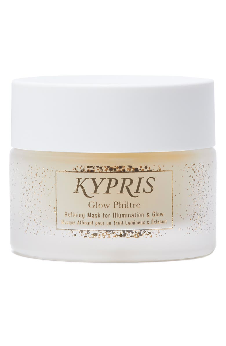 KYPRIS Glow Philtre Refining Mask for Illuminating & Glow, Main, color, No Color