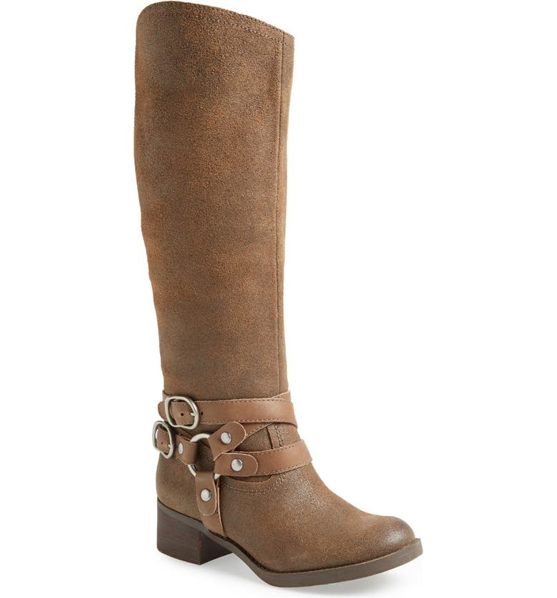 LUCKY BRAND 'Hanah' Harness Boot, Main, color, 200