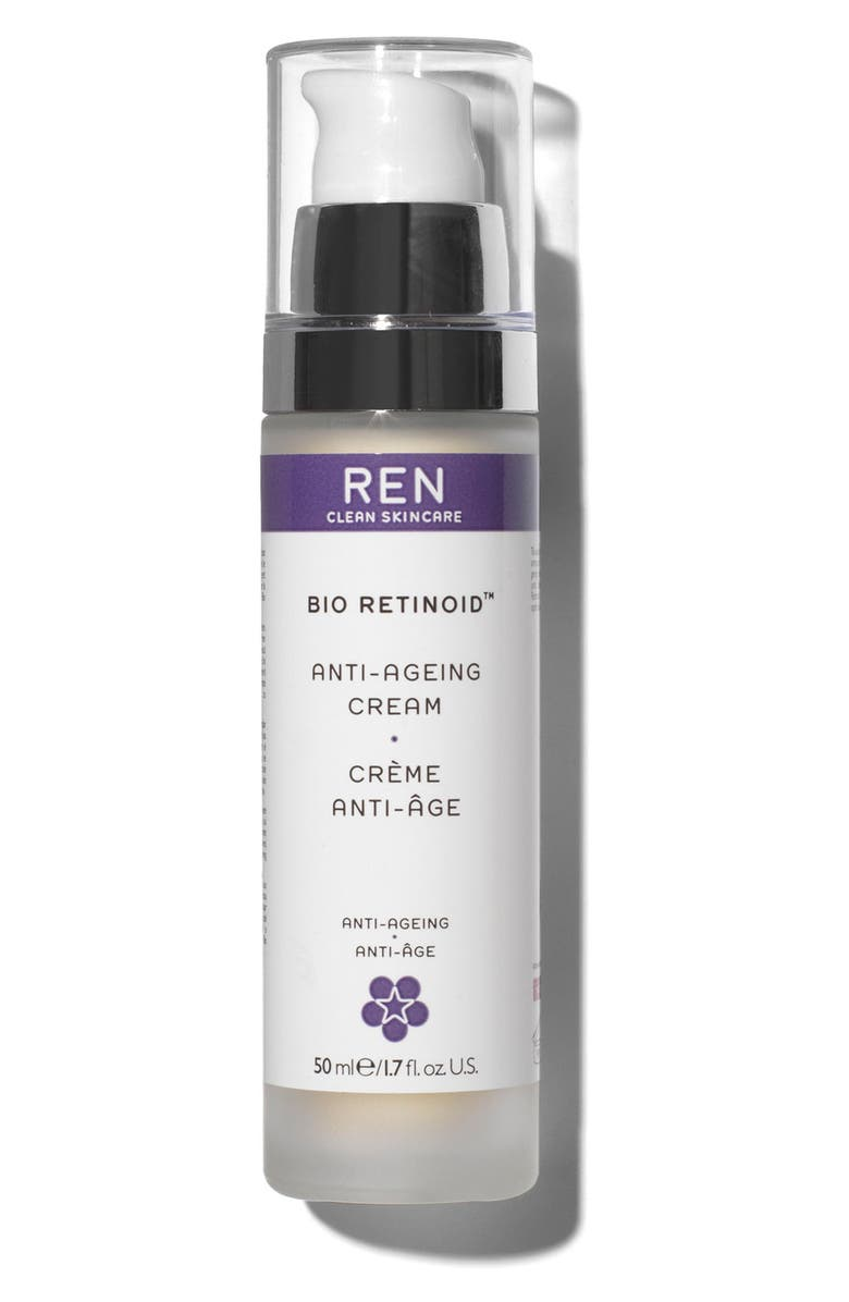 REN CLEAN SKINCARE SPACE.NK.apothecary REN Bio Retinoid Anti-Aging Cream, Main, color, NO COLOR