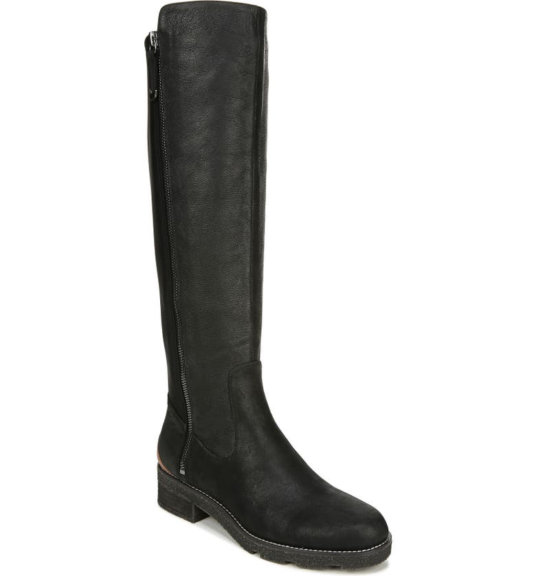 DR. SCHOLL'S Tinslee Knee High Boot, Main, color, 001