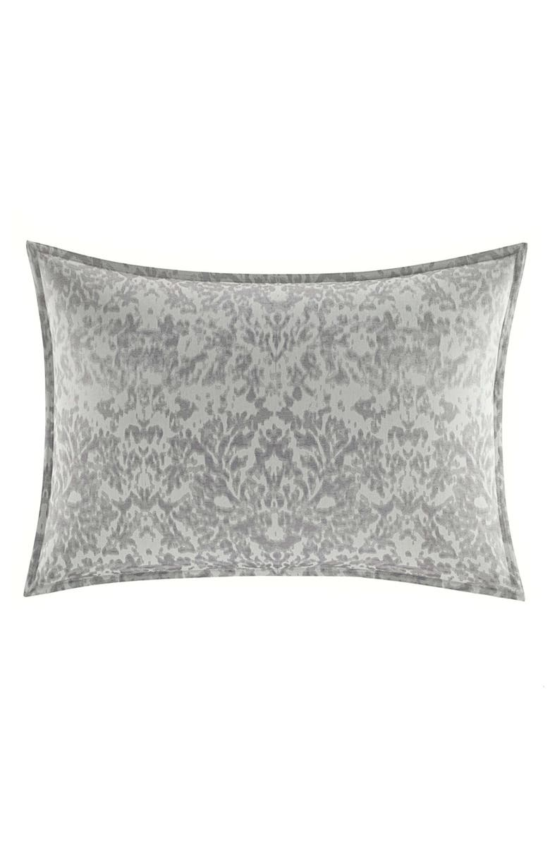 VERA WANG Dégradé Damask Sham, Main, color, 245