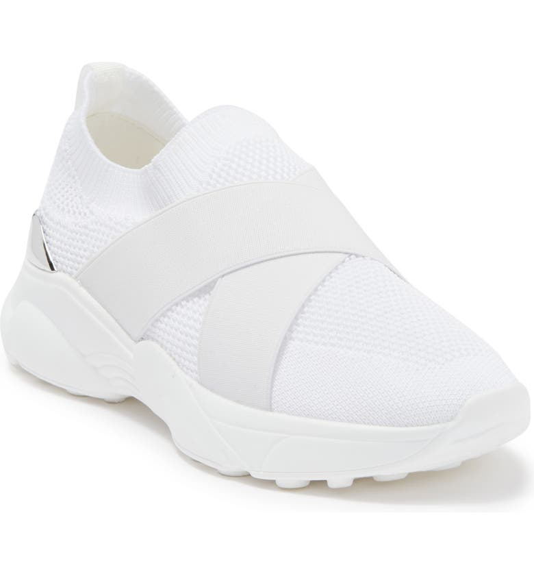 14TH AND UNION Ryan Slip-On Sneaker, Main, color, WHITE