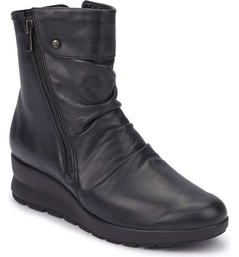 MEPHISTO Phila Boot, Main, color, BLACK LEATHER