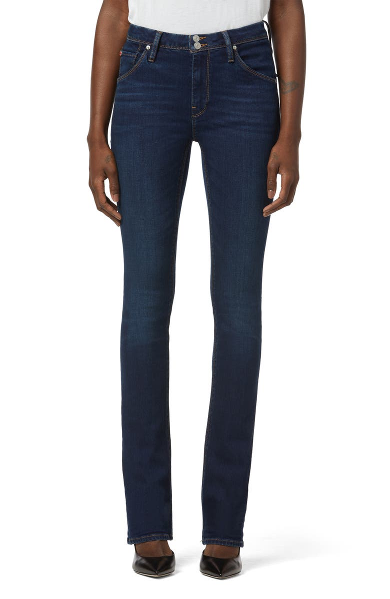 HUDSON JEANS Beth Baby Bootcut Jeans, Main, color, FORADREAM