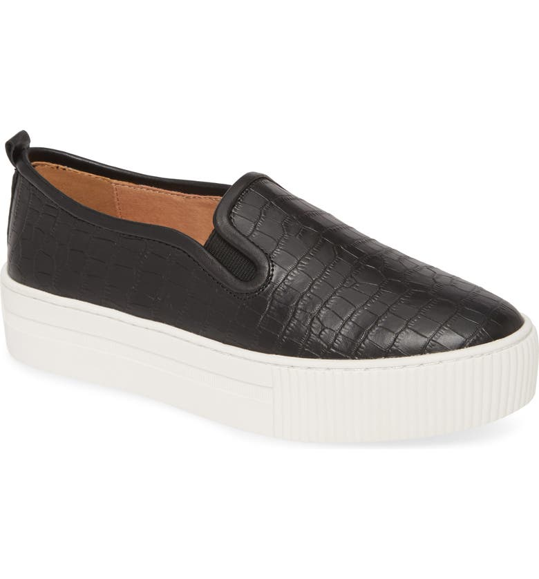 HALOGEN<SUP>®</SUP> Baylee Platform Slip-On Sneaker, Main, color, 003