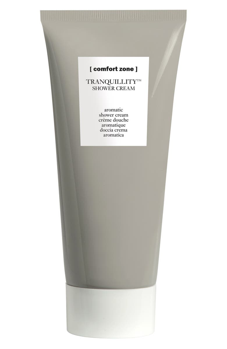COMFORT ZONE Tranquillity<sup>™</sup> Shower Cream, Main, color, NO COLOR