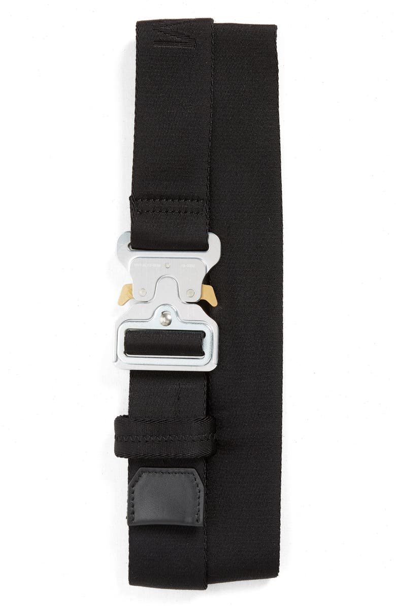 1017 ALYX 9SM Rollercoaster Nylon Belt, Main, color, 040