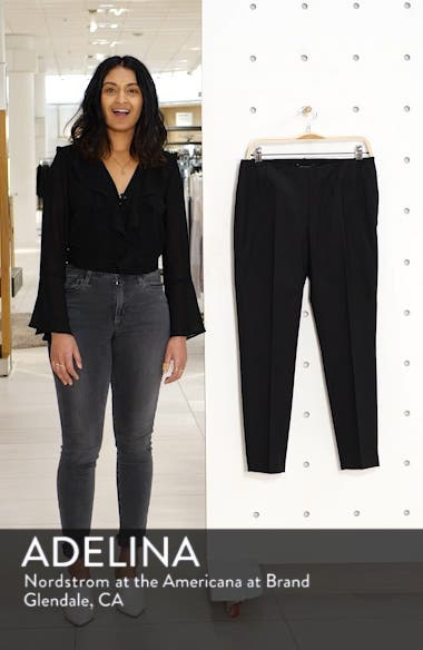 Stanton Slim Leg Ankle Pants, sales video thumbnail