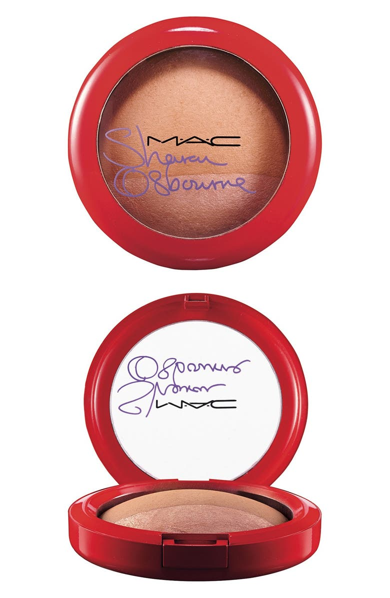 MAC COSMETICS Sharon Osbourne for M·A·C 'Mineralize - Refresh' Skinfinish & Bronzer Duo, Main, color, REFRESH