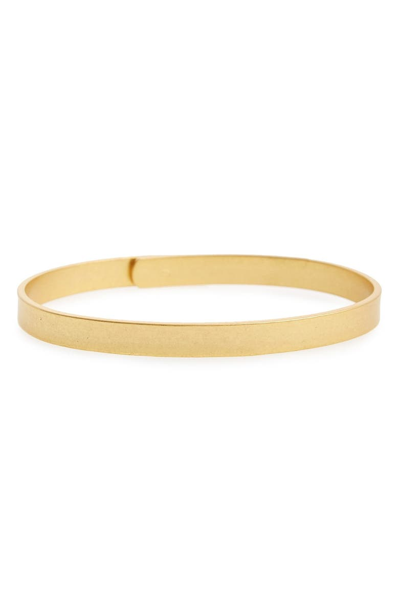 MADEWELL Glider Bangle, Main, color, 710