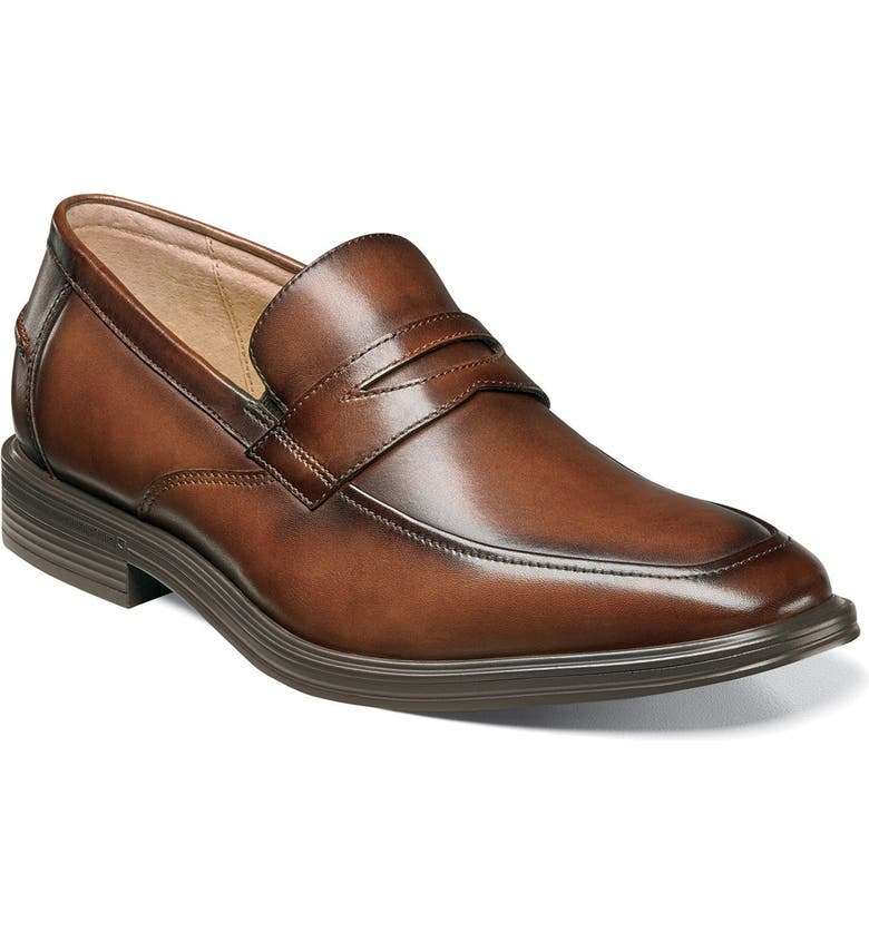 FLORSHEIM 'Heights' Penny Loafer, Main, color, 219