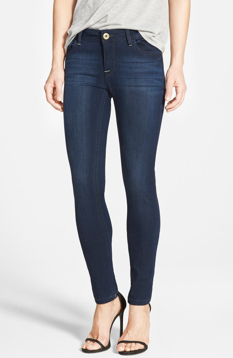 DL1961 'Amanda' Skinny Jeans, Main, color, MOSCOW