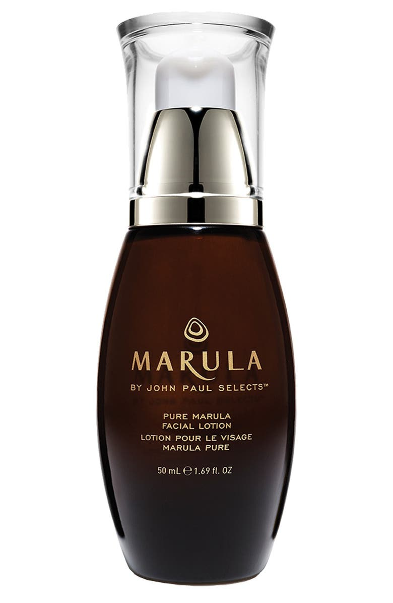 MARULA Pure Beauty Oil 'Pure Marula' Facial Lotion, Main, color, 000
