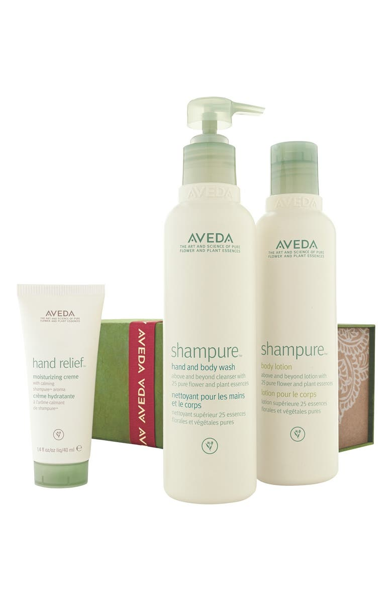 AVEDA 'Gift of Complete Calm' Gift Set, Main, color, 000