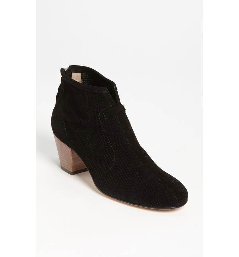 AQUATALIA by Marvin K. 'Xcellent' Perforated Suede Bootie, Main, color, 001