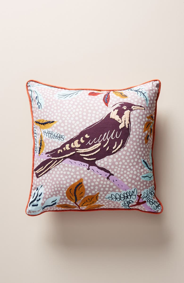 ANTHROPOLOGIE HOME Anthropologie Kirby Accent Pillow, Main, color, 650