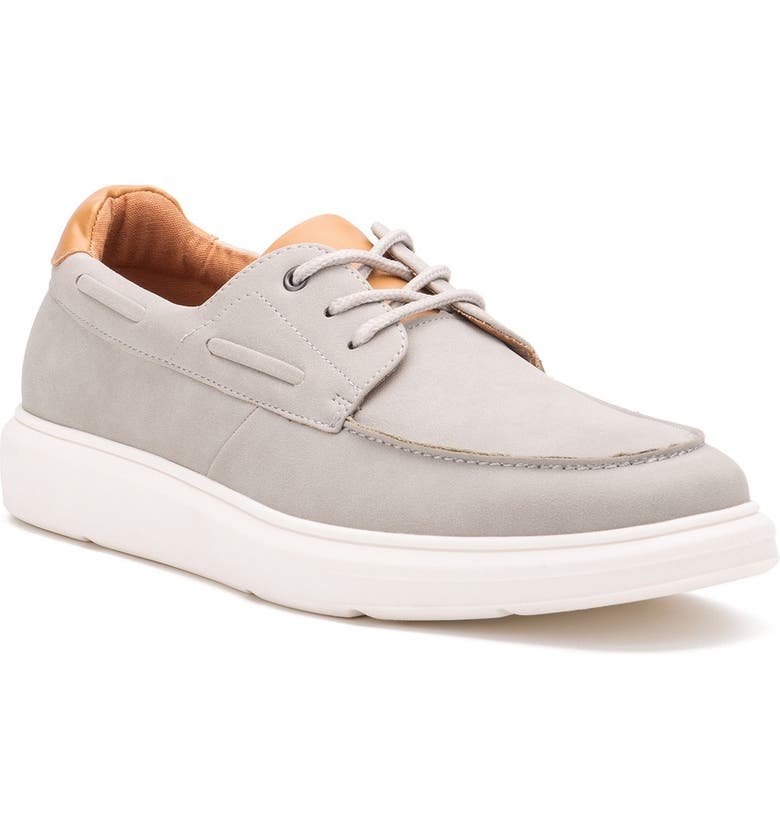 XRAY Wydell Boat Shoe, Main, color, GREY