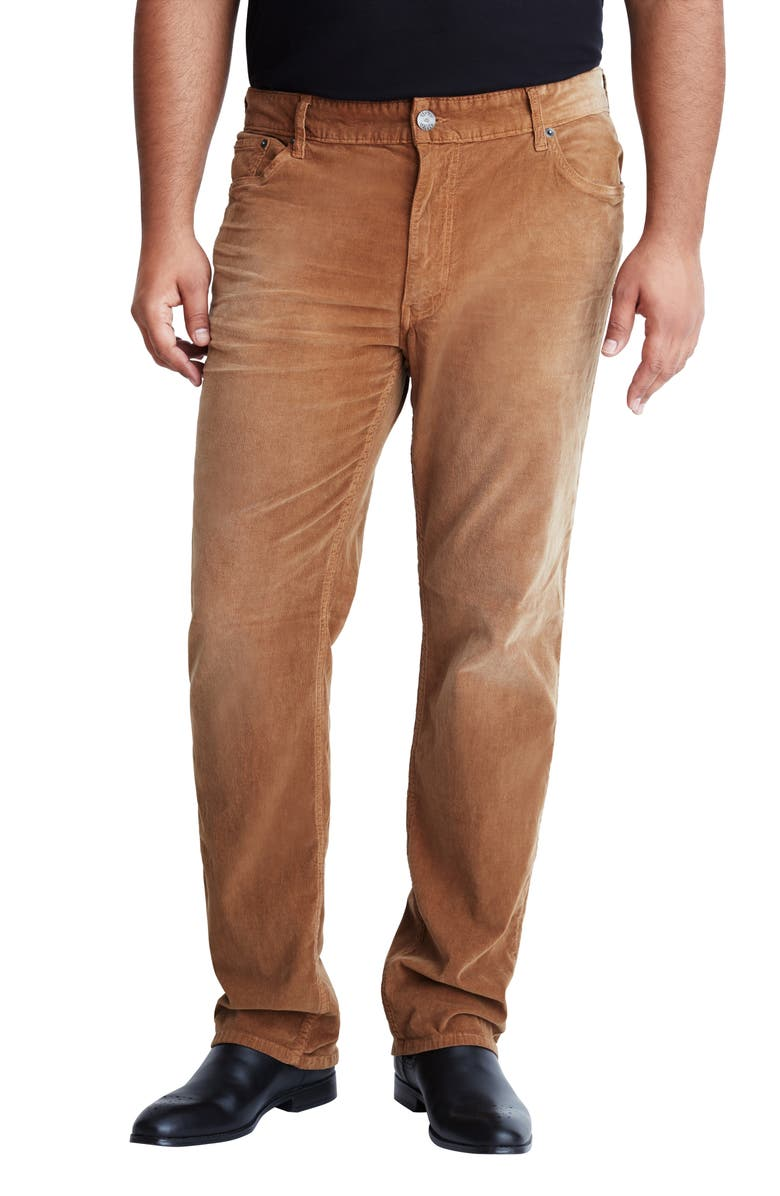 MVP COLLECTIONS Straight Leg Corduroy Jeans, Main, color, 200
