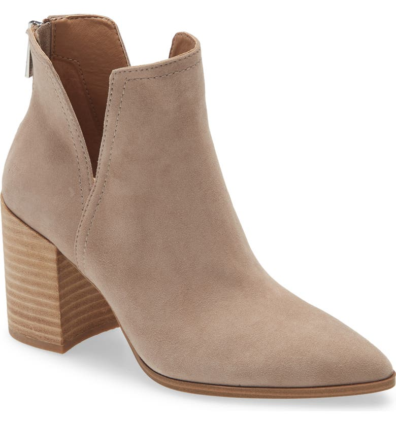 STEVE MADDEN Darci Pointed Toe Bootie, Main, color, 272