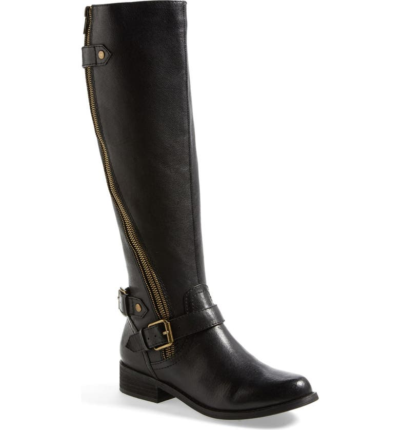 STEVE MADDEN 'Synicle' Boot, Main, color, Black