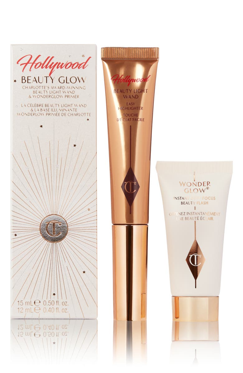 CHARLOTTE TILBURY Hollywood Beauty Glow Set, Main, color, 000