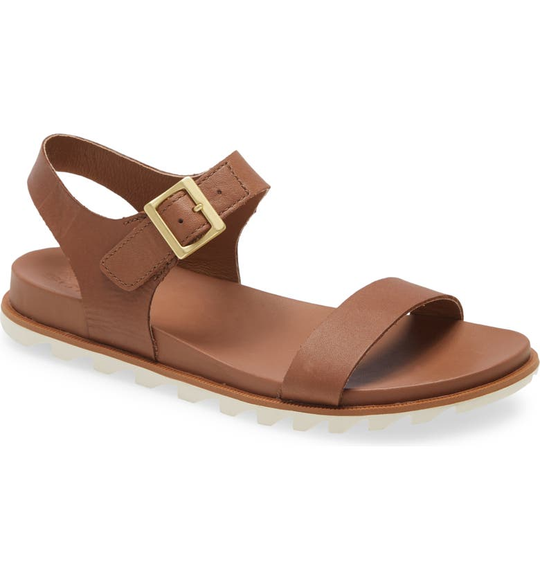 SOREL Roaming Decon Sandal, Main, color, VELVET TAN
