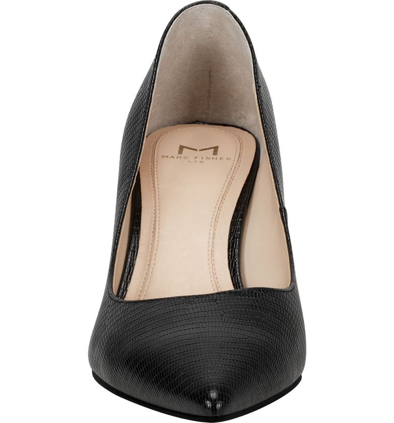 MARC FISHER LTD Zala Block Heel Pump, Main, color, 018