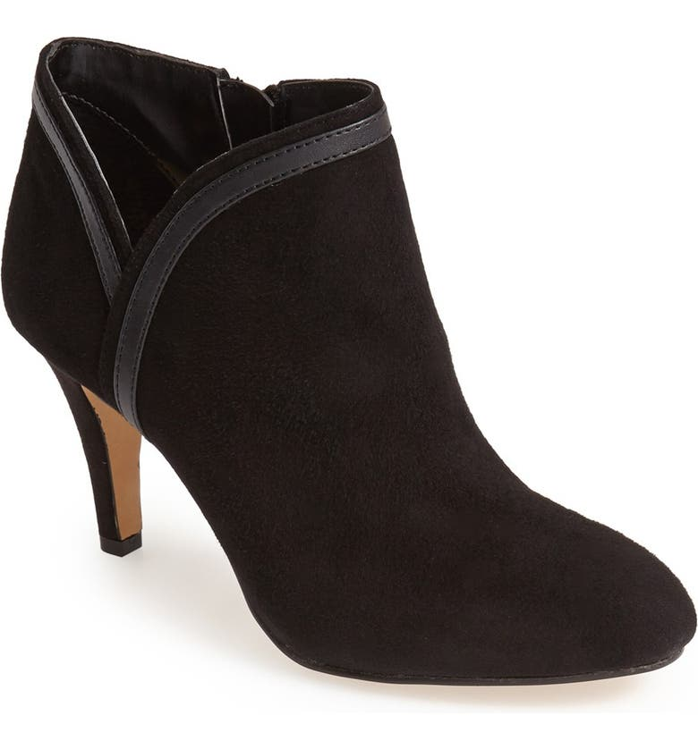 SOLE SOCIETY 'Roxine' Bootie, Main, color, 001