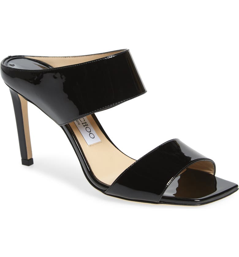 JIMMY CHOO Hira Mule, Main, color, 001