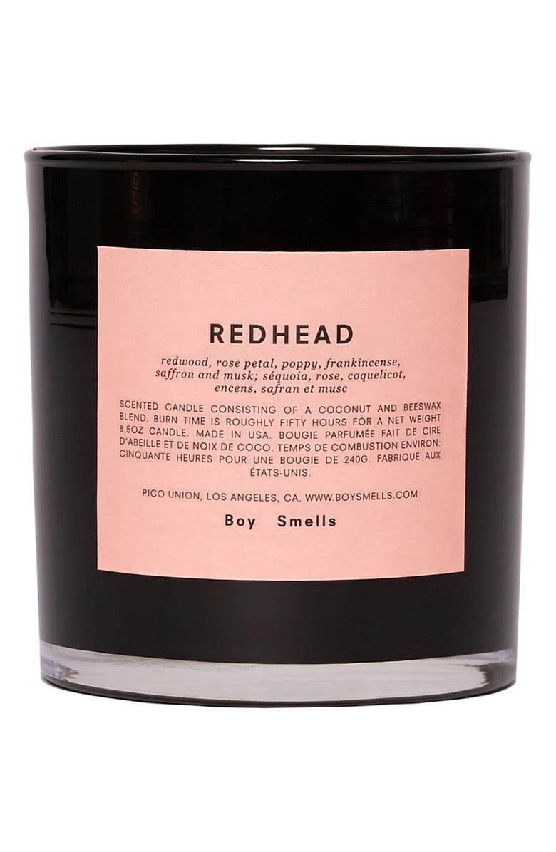 BOY SMELLS Redhead Scented Candle, Main, color, 960
