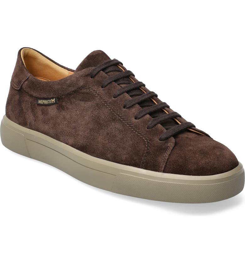 ALLROUNDER BY MEPHISTO Mephisto Cristiano Sneaker, Main, color, DARK BROWN